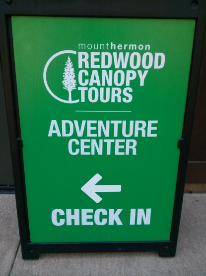 Redwood Canopy Tours Check In